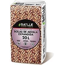 Batlle 960071UNID - Sustrato Bolas Arcilla Expandida 20 L
