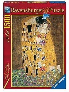 Ravensburger - Klimt, El Beso, Puzzle de 1500 Piezas (16290 1)