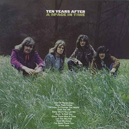 Ten Years After: A Space in Time (2017 Remaster) (Audio CD)