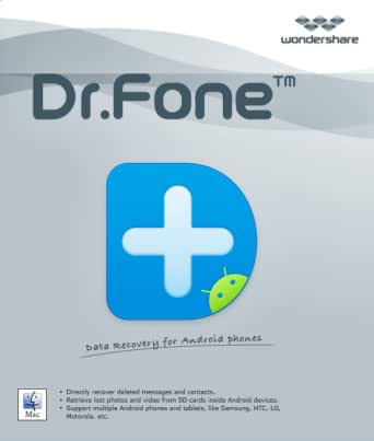 Wondershare Dr.Fone for Android (Mac) [Download]