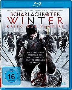 Scharlachroter Winter - Krieg der Vampire [Blu-ray]