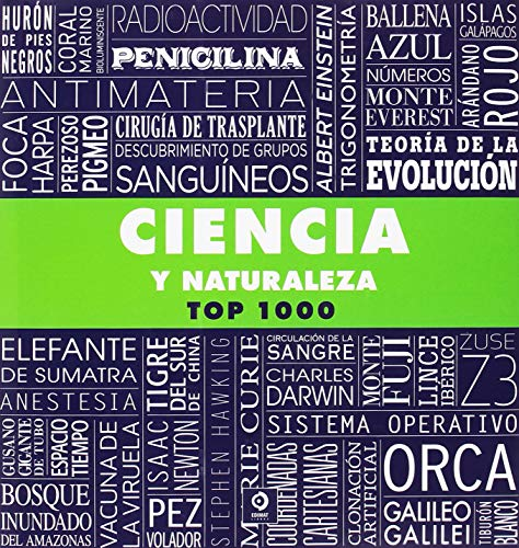 CIENCIA Y NATURALEZA TOP 1000