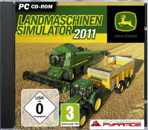 Landmaschinen-Simulator (John Deere) [Software Pyramide]