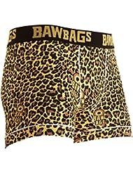 Bawbags Boxers - Bawbags Mens Cool De Sacks Leo...