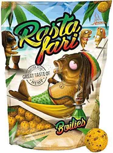 Preisvergleich Produktbild Radical Rastafari Boilie Ø20mm 1kg,  20 mm