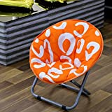 #1: NHR Baby Foldable Cushioned Chair (Orange)