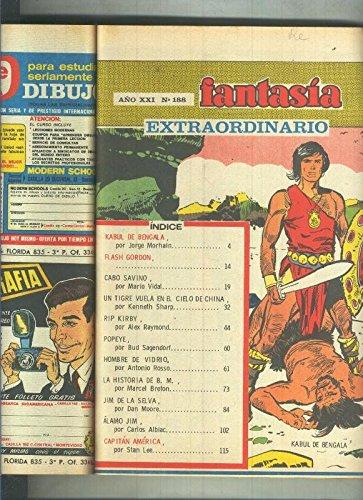 Kabull de Bengala libreto con 8 aventuras de 14 paginas , encuadernacion...