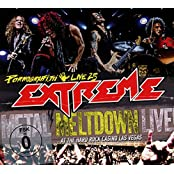 Pornograffitti Live 25/Metal Meltdown (Blu-ray+CD+DVD)