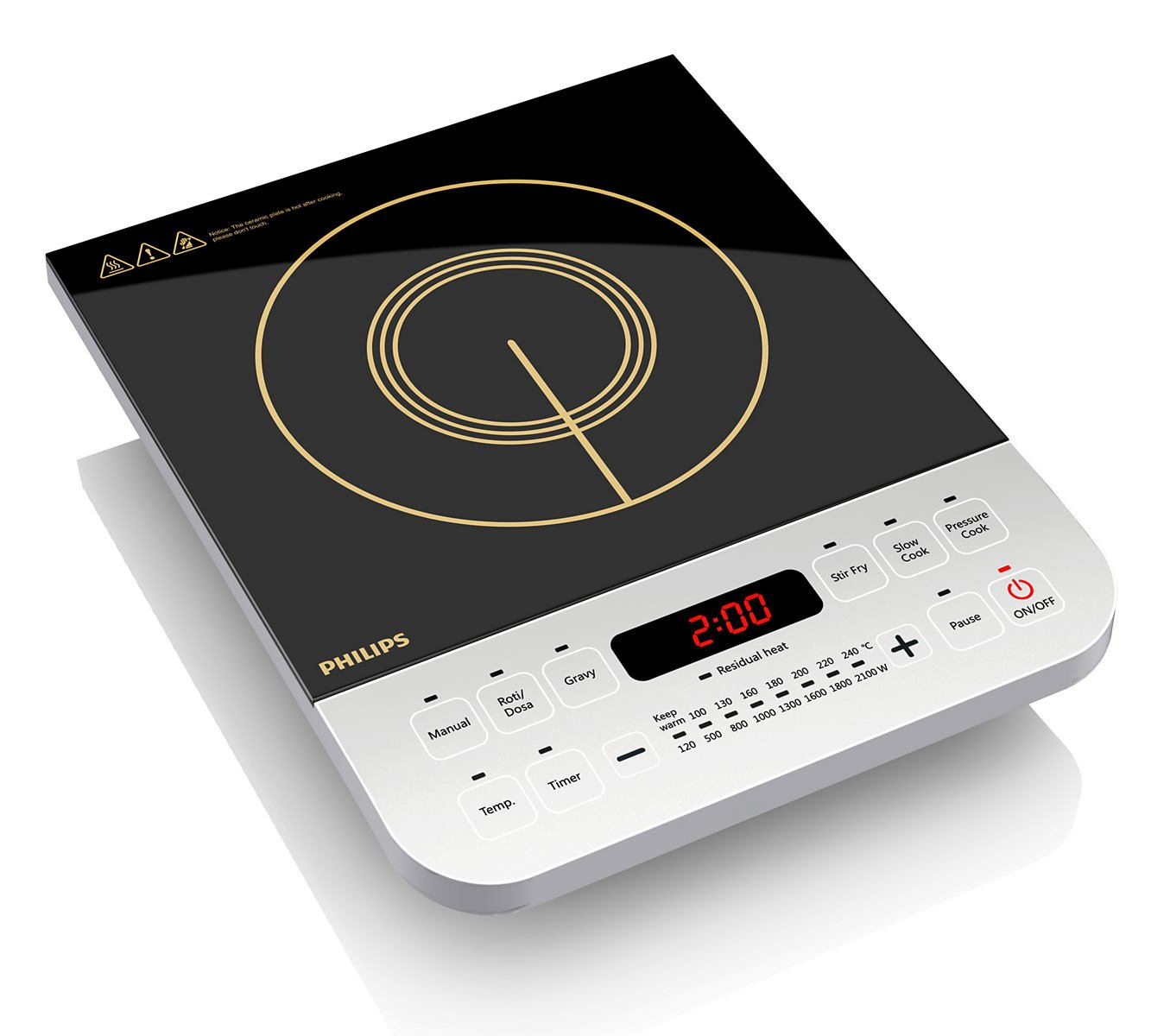 Induction Cooktop: Buy Induction Cooktops Online at Low Prices in ...