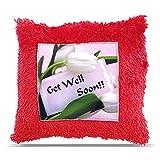 "TIA Creation get well soon Gift Pillow Cushion 16""x16"" - Get well soon-004"