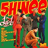 SHINee Vol. 5 - 1 of 1 CD+SHINee Vol. 5 - 1 of 1 CASSETTE tape (2 album set)[+Poster][+24K autograph filter][+photocard][+Postcard][+Sticker]