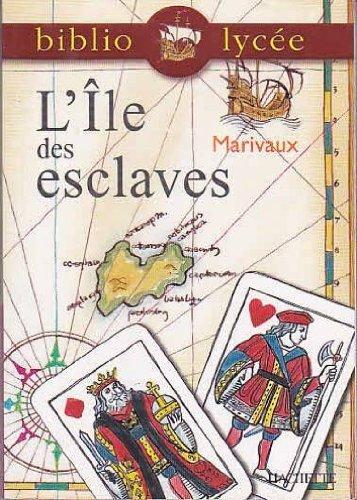 L'Île des esclaves (Livre de l'élève) par Marivaux