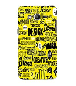 PrintDhaba Typography D-5504 Back Case Cover for SAMSUNG GALAXY GRAND PRIME (Multi-Coloured)