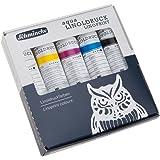 Set de 5 couleurs primaires extra-fines pour linogravure - tubes de 20 ml