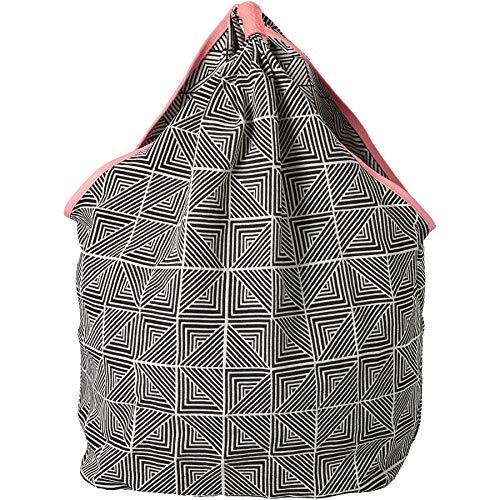 O\'NEILL Damen Strandtasche schwarz Einheitsgröße