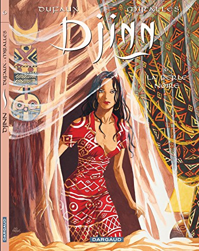 Djinn - tome 6 - La Perle noire