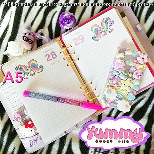 a5-personal-refill-handmade-per-agende-planner-1-giorno-per-pagina-rainbow-lunicorno
