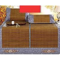 Coole Matratze Doppelseitige Matten Matten matt karbonisierte Bambusmatten doppelseitige Bambusmatten faltbare Matte Einzel-Doppel-Schlafsäle 1,5 1,8m Bettlaken Matten 1,8m (6 Fuß) Bett Coole Bambusmatte ( Farbe : A3 , größe : 1.8m bed ) preisvergleich bei kinderzimmerdekopreise.eu