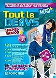 Tout le DEAVS - MCAD en fiches mémos - DE auxiliaire de vie sociale, MC aide à domicile - 2e édition (French Edition)