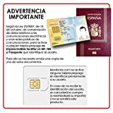Tarjeta SIM prepago Orange Mundo 4G con 5€ + 5€ de saldo (10€ en total) | Solo para usar en España | Requiere enviar DNI, NIE o Pasaporte para activarla