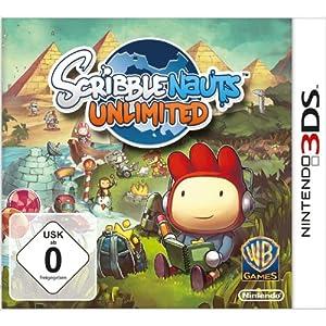 Scribblenauts Unlimited – [Nintendo 3DS]