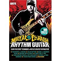 Guitar World - Metal and Thrash Rhythm Guitar: Learn the Secret Techniques of Metal's Greatest Riffmasters, DVD