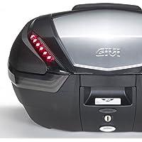 Givi – E135 – V47 Top case avec feu stop