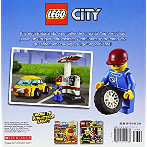 Lego City: A Reparar Ese Camion!: (Spanish Language Edition of Lego City: Fix That Truck!) (Lego City (Spansih))