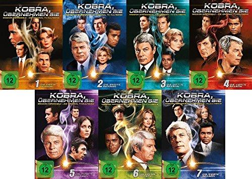 Seasons 1-7 (46 DVDs)