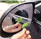 Ga Gadgets Auto Van Frostsicherung Anti-Fog Wasserdichte Folie/Membran (Paar)