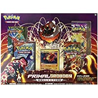 TCG: Primal Groudon and Kyogre Collection Card Game
