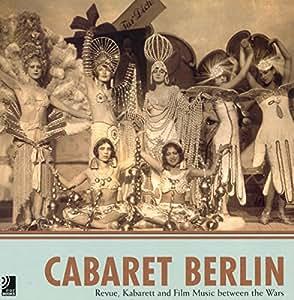 Cabaret Berlin [Earbook] [Import anglais]