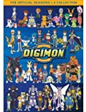 Digimon Collection Seasons 1-4 [Import USA Zone 1]