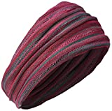 Little Kathmandu Multicoloured Stretchable Double Long Headband Bandana