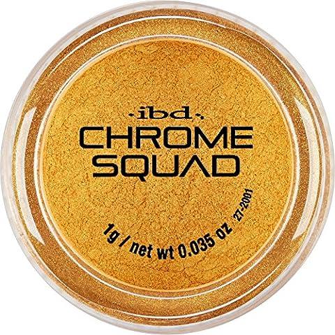 IBD Chrome Squad pigments, 1g, Galactic Doré