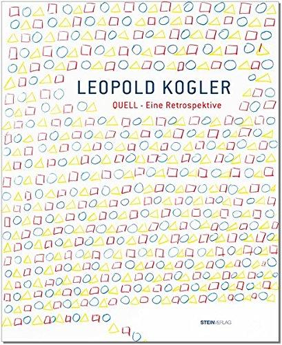 QUELL - Eine Retrospektive: Der neue Katalog von Leopold Kogler