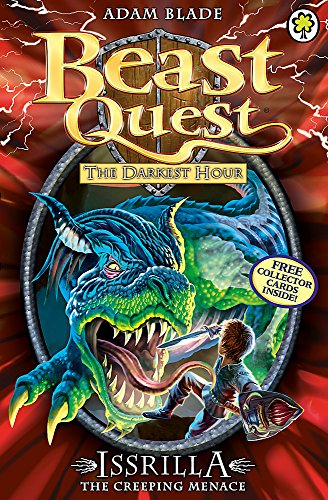 Issrilla the Creeping Menace: Series 12 Book 3 (Beast Quest, Band 69) - Creeping Dragon