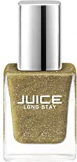 Juice Metallic Gold Long Stay Nail Colour | Los Angeles Collection | 11 ml.