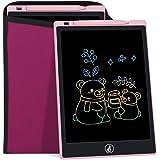 Sunany LCD Schreibtafel 11 Zoll Kinderfarbbildschirm-Zeichenbrett, Kinder Zeichenbrett LCD-Bildschirm-Schreibtafel, Kann Wied