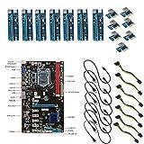 Best Micro SATA Cables Placas Base - Placa principal Wildlead para ordenador H81 Placa base Review