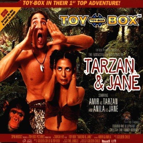 TOY-BOX-Tarzan & Jane-CDM (1998-08-02)
