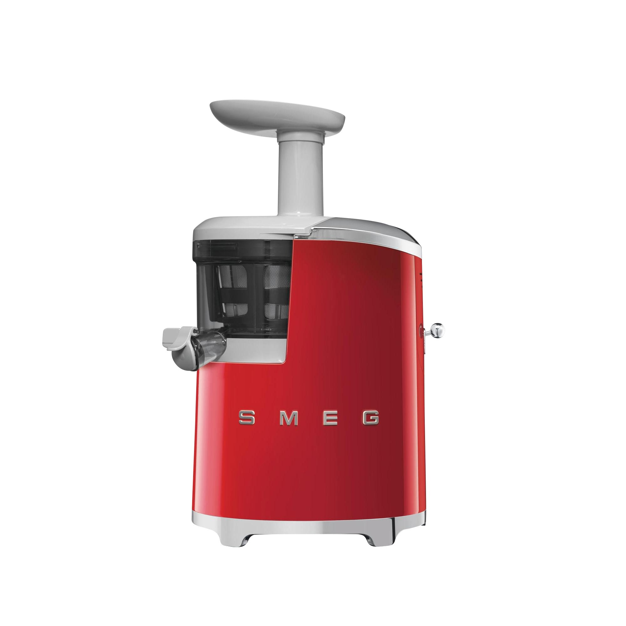 sjf01 Slow Juicer Centrifuga Standard rosso