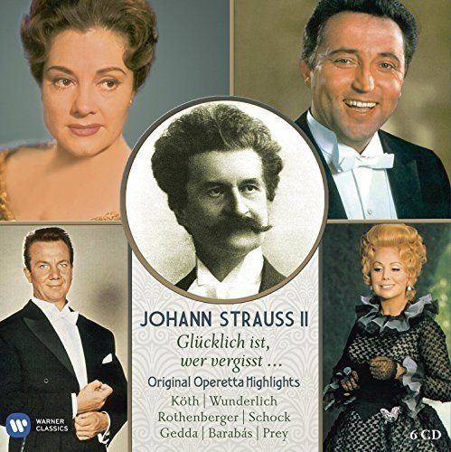 Johann Strauss II [Import allemand]