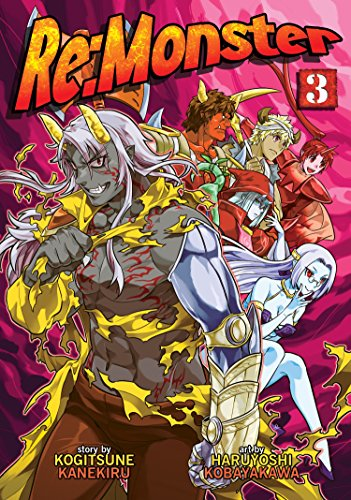 Re:Monster Vol. 3
