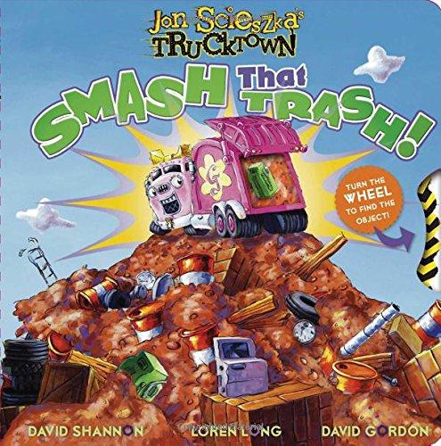 Smash That Trash Jon Scieszka S Trucktown