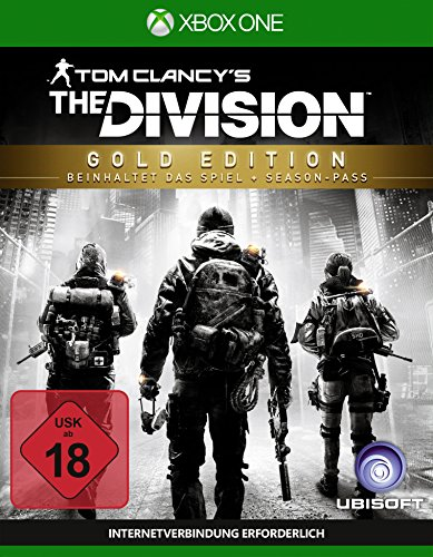 Tom Clancy\'s The Division - Gold Edition - [Xbox One]