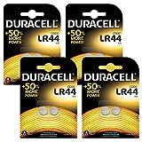 Duracell Specialty LR44 Alkali-Knopfzelle 1,5V, 8er-Packung (76A/A76/V13GA) Entwickelt für die Verwendung in Spielsachen, Taschenrechnern und Messgeräten.