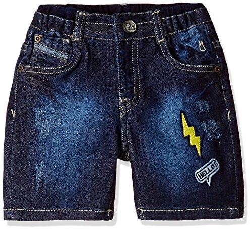 Gini & Jony Baby Boys' Shorts (121246515491 5000 DX WASH(5000) 24M)