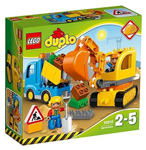LEGO® DUPLO® 10812 Bagger & Lastwagen - sofort lieferbar!