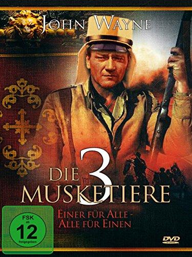 Die 3 Musketiere - John Wayne -